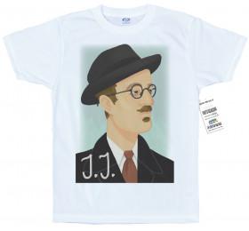 James Joyce T shirt Artwork
