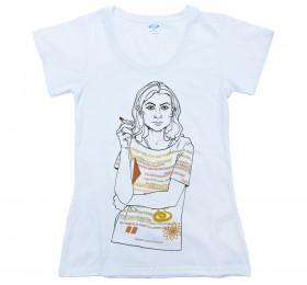 Joan Didion T shirt Artwork