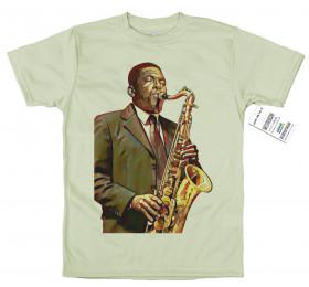 John Coltrane T shirt Artwork