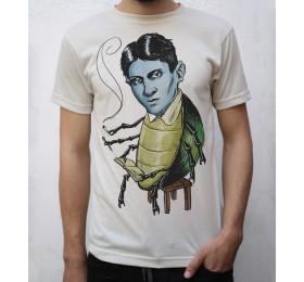 Franz Kafka T shirt Artwork