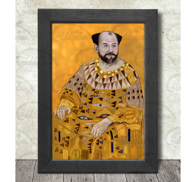 Gustav Klimt  Poster Print A3+ 13 x 19 in - 33 x 48 cm