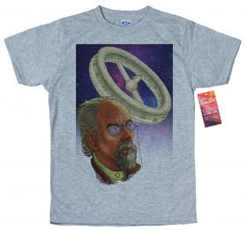 Konstantin Tsiolkovsky T shirt Artwork