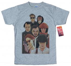Stanley Kubrick T shirt Artwork