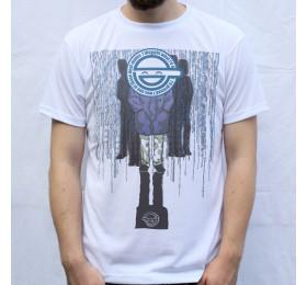 Laughing Man T Shirt Design