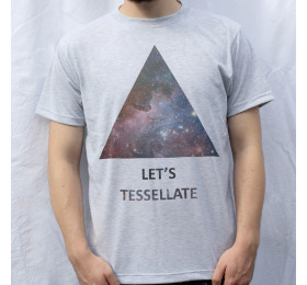 Let's Tessellate T-Shirt Design