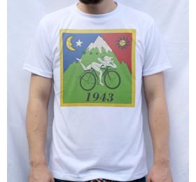 LSD Albert Hofmann T Shirt Design