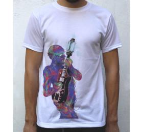 Matt Bellamy Connectomes Design T Shirt