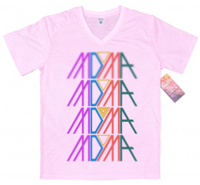MDMA Logo Design T Shirt