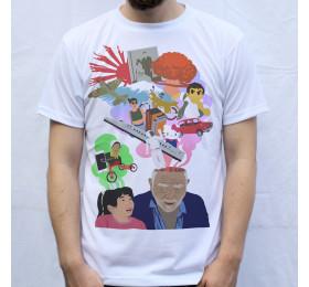 Memories Artwork T-Shirt