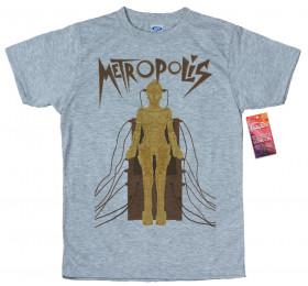 Metropolis T-Shirt Design,