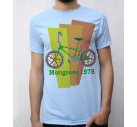 Mongoose 1975 T shirt Design