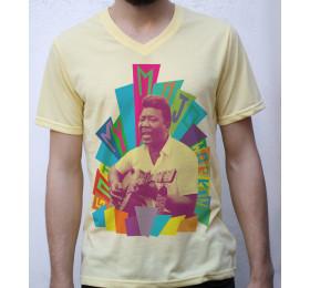 Muddy Waters T Shirt Design