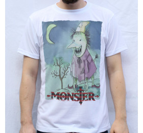 The Nameless Monster - Naoki Urasawa T-Shirt