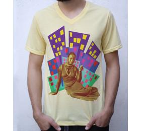 Nina Simone T-Shirt Design