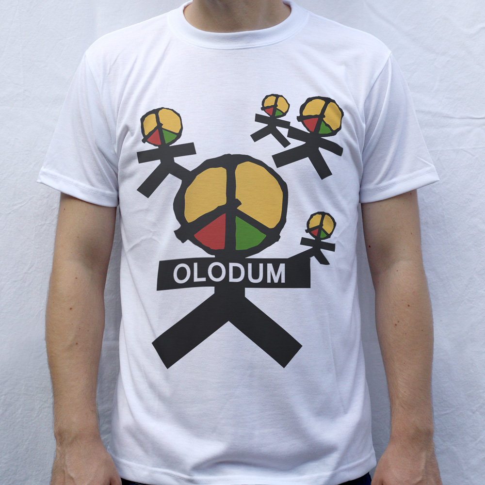 Olodum t shirt design they don 39 t care about us for How do they make t shirts