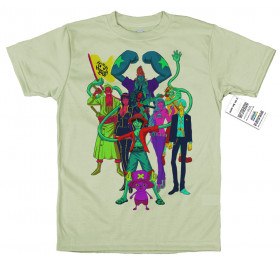 One Piece Inspired T shirt Artwork by OfGiorge