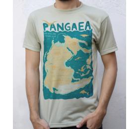 Pangaea T shirt Artwork by psyl0, triassic, laurasia, gondwana, panthalassic, jurassic
