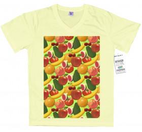 Fruits Pattern T shirt Artwork