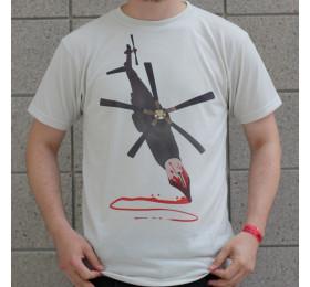 Pen-o-copter Artwork T-Shirt Search & Destroy
