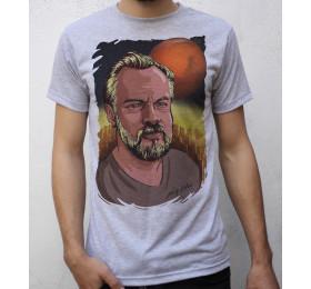 Philip K. Dick T shirt Artwork