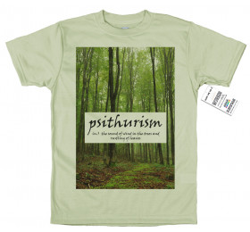 Psithurism T shirt Design