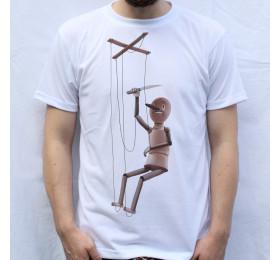 Marionette Manipulator T Shirt Design