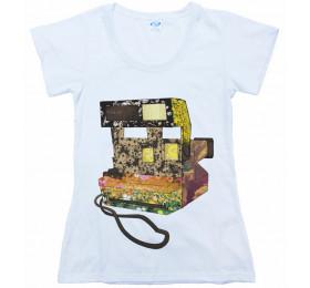 Polaroid Camera T Shirt