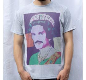 Queen Freddie Mercury T-Shirt Design