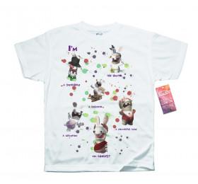 Rayman Raving Rabbids Design T Shirt