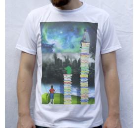 Read Books T-Shirt Design