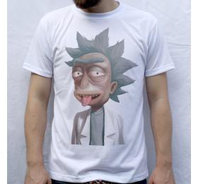 Rick Einstein T shirt Artwork E= Morty * C²