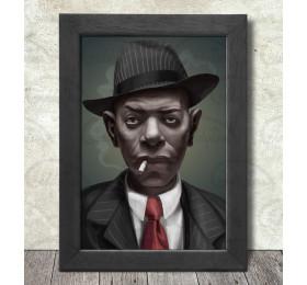 Robert Johnson Poster Print A3+ 13 x 19 in - 33 x 48 cm