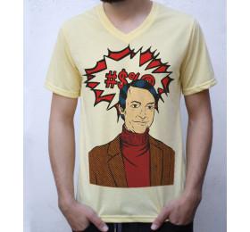 Roy Lichtenstein T shirt Artwork