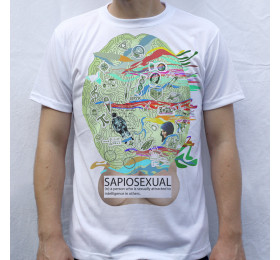 Sapiosexual Artwork T-Shirt