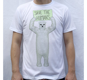Save The Humans T Shirt Design