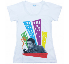 Serge Gainsbourg T shirt Design