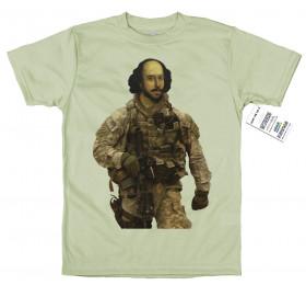 Sgt. Shakespeare T shirt Design