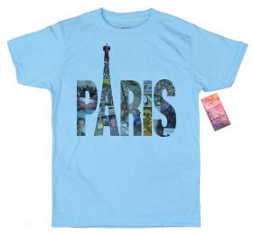 Broken Paris T shirt Design
