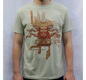 Shpongle Goddess Artwork T-Shirt by featherduvet