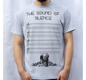 The Sound of Silence T Shirt , Simon & Garfunkel