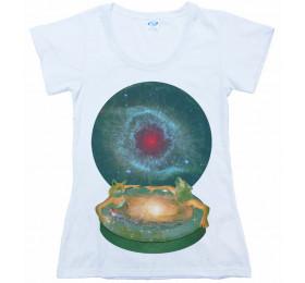 Animal Instinct T shirt Design, Space Collages