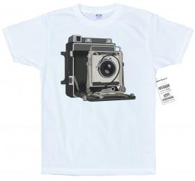 Speed Graphic Camera T shirt