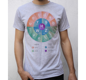 The Standard Model of particle physics T shirt Design