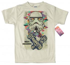 Stormtrooper - Iron Fists T Shirt Design