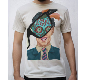 They Live T shirt Artwork