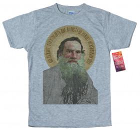 Leo Tolstoy T shirt Artwork