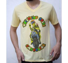 Valentino Rossi T shirt Artwork