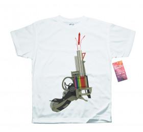 Weapons of Mass Creativity Design T-Shirt