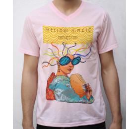 Yellow Magic Orchestra T shirt Artwork